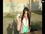 Gringo pagando una prosti Mexicana inmigrante