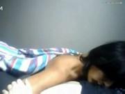 Chava cogiendo con su novio y feliz por su primer video xxx