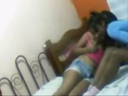 Mis amigas se calientan por webcam