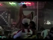 Sexo en pleno club nocturno Mexicano