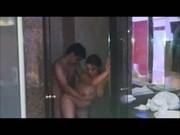 Sexo anal en la ducha