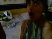 Culona me mama la verga en un hotel