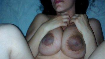 Chica de buenos aires con la vagina peluda y tetas grandes