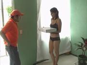 Se coge al pizzero! video porno hecho en mexico